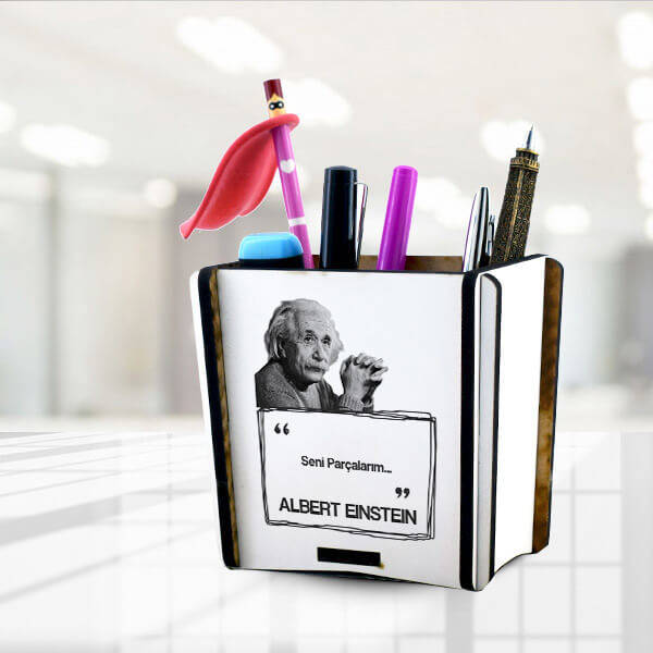 Albert Einstein Esprili Kalemlik