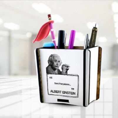 - Albert Einstein Esprili Kalemlik
