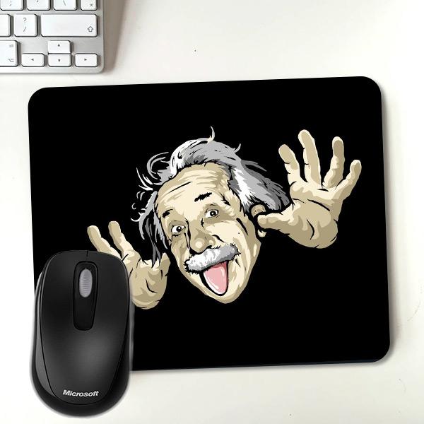 Albert Einstein Temalı Mousepad