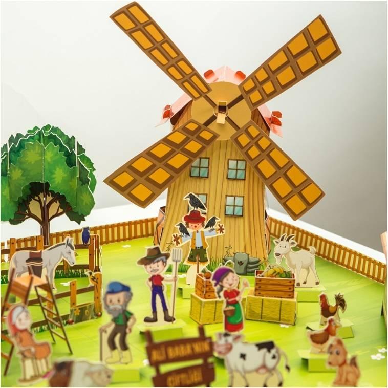 Ali Baba'nın Çiftliği Beceri Kutusu