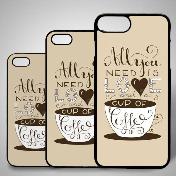 All You Need is Love iPhone Telefon Kapağı