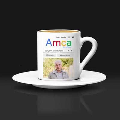 - Amcaya Hediye Arama Motoru Kahve Fincanı
