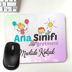 - Ana Okul Öğretmenlerine Özel Mousepad