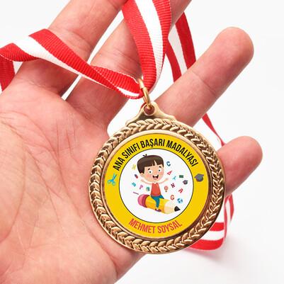 - Ana Sınıfı Başarı Madalyası