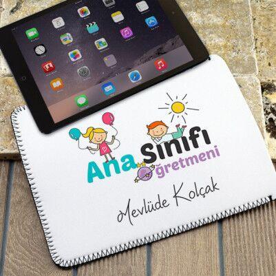 - Anaokulu Öğretmenlerine Özel Tablet Kılıfı
