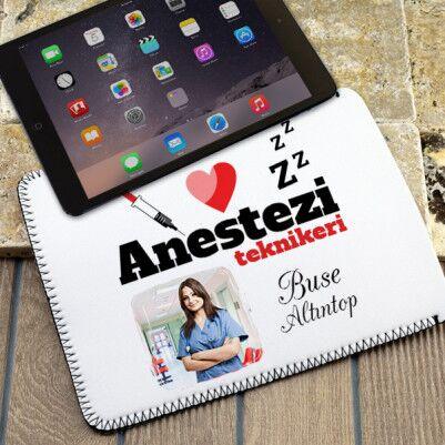 - Anestezi Uzmanlarına Özel Tablet Kılıfı