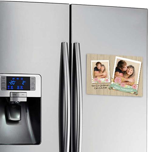 Anne Sevgisi Buzdolabı Magnet