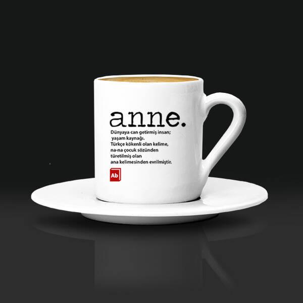 Anne Tanımı Kahve Fincanı
