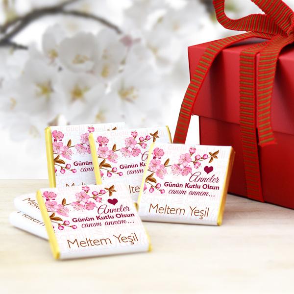 Anneler Günü Kutlu Olsun Çikolatası