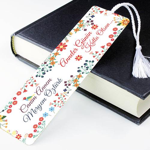 Anneler Gününe Özel Kitap Okuma Ayracı