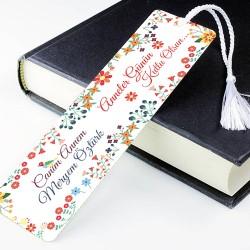 - Anneler Gününe Özel Kitap Okuma Ayracı
