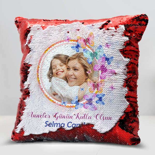 Anneler Gününe Özel Sihirli Yastık