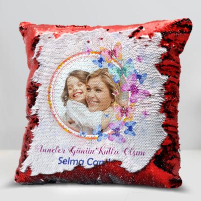- Anneler Gününe Özel Sihirli Yastık