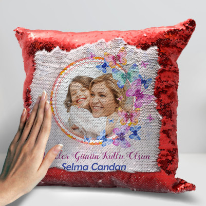 Anneler Gününe Özel Sihirli Yastık - Thumbnail