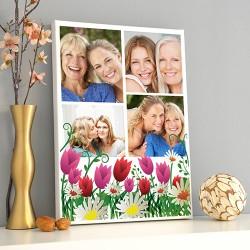 - Annelere Özel Fotoblog Kanvas Tablo