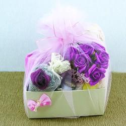 Anneme Özel Romantik Hediye Sepeti - Thumbnail