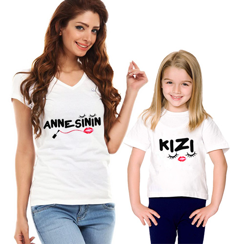 Annesinin Kızı Tişörtleri