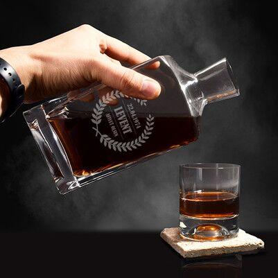 - Arkadaşa Hediye Premium Viski Şişesi