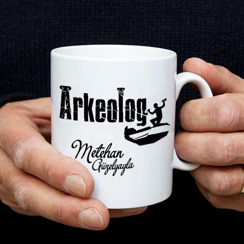 Arkeologlara Hediye Kupa Bardak