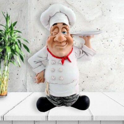 - Aşçılara Özel Dekoratif Biblo