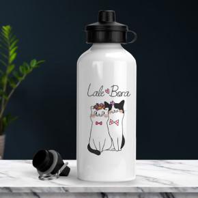 - Aşık Kedicikler İsme Özel Suluk
