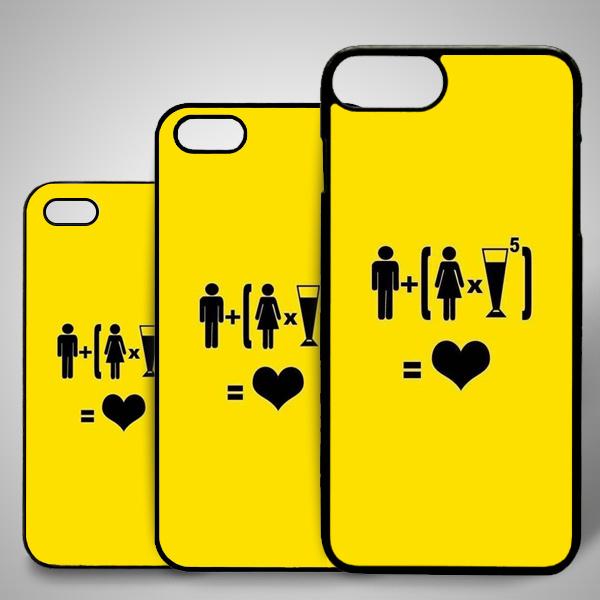 Aşk Nedir Esprili iPhone Telefon Kapağı