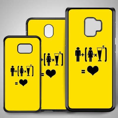 Aşk Nedir Samsung Telefon Kılıfı