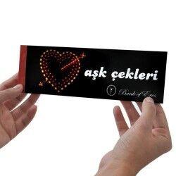 Aşk Çek Defteri - Thumbnail