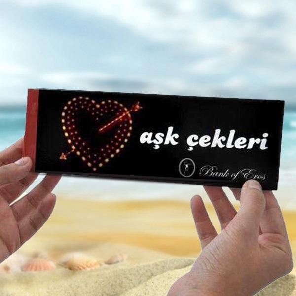 Aşk Çek Defteri