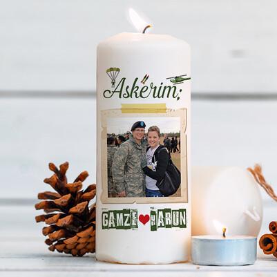 - Asker Sevgiliye Hediye Mum