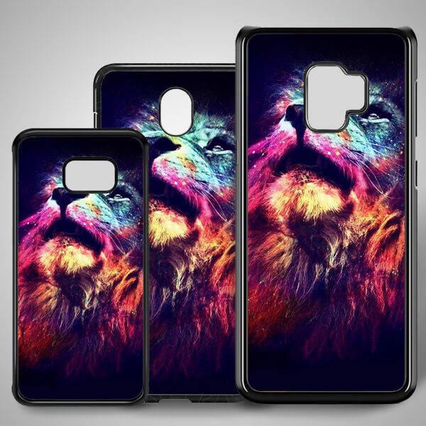 Aslan Temalı Samsung Telefon Kapağı