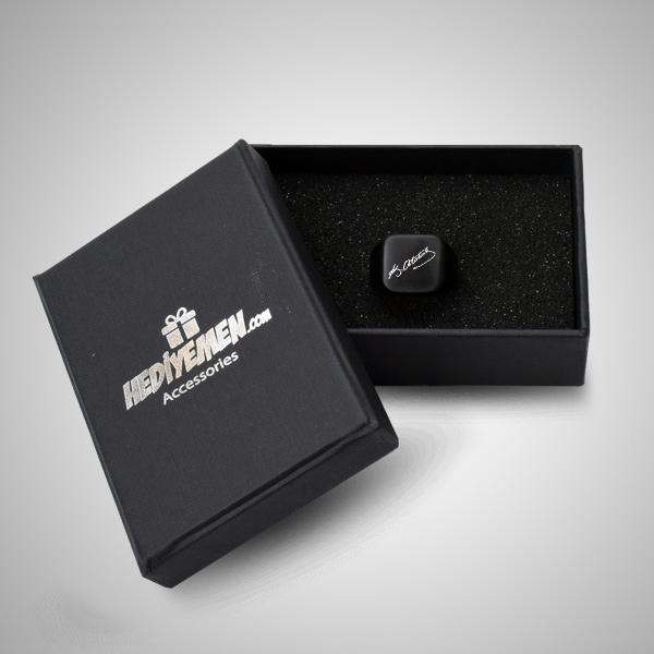 Atatürk İmzalı Erkek Yüzüğü