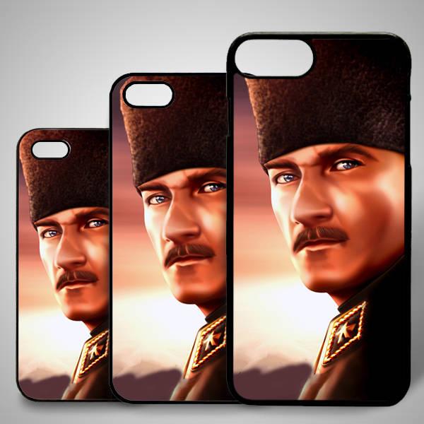 Atatürk Resimli iPhone Kapağı