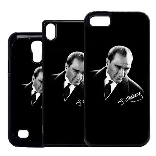 Atatürk Resimli Telefon Kapakları