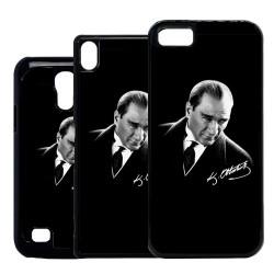 Atatürk Resimli Telefon Kapakları - Thumbnail
