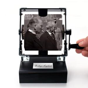 - Atatürk Temalı Gif Film Makinesi
