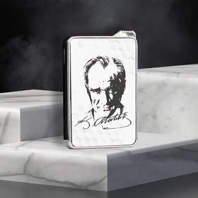 - Atatürk Temalı Hediyelik Çakmak