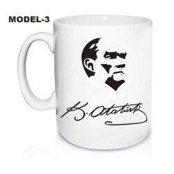 Atatürk Resimli Kupa Bardak Modelleri - Thumbnail