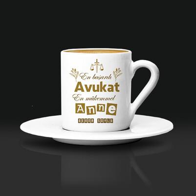 - Avukat Annelere Hediye Kahve Fincanı
