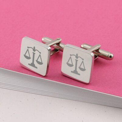 - Avukata Hediye Mesleki Kol Düğmesi