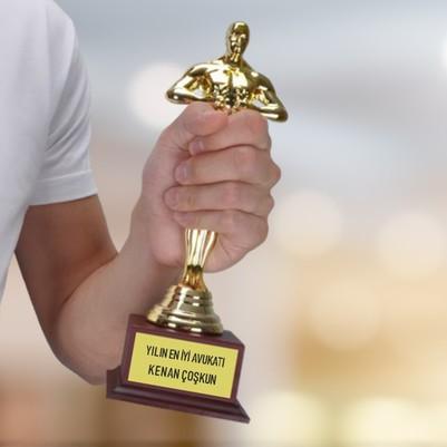 - Avukata Hediye Oscar Ödülü