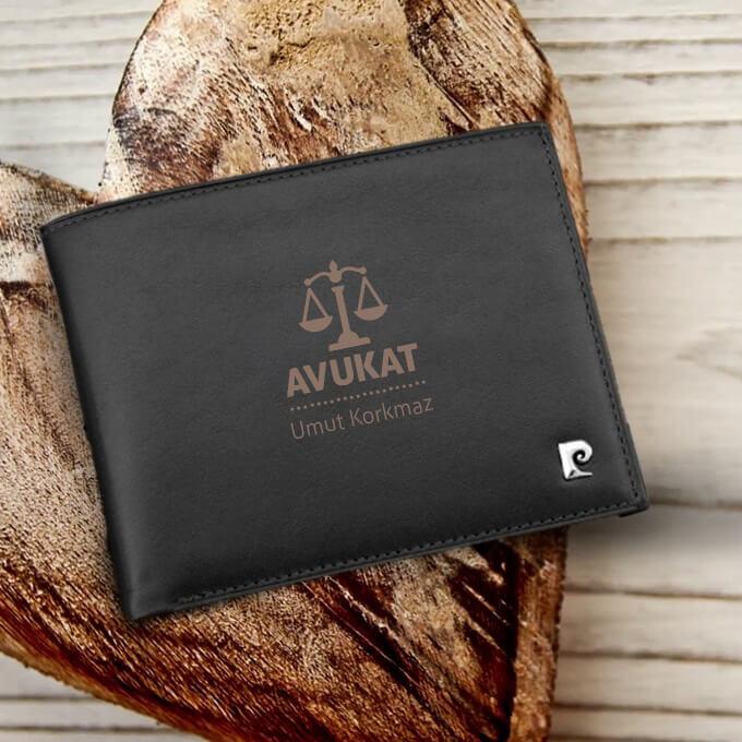 Avukatlara Özel Hediye Cüzdan