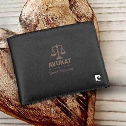 Avukatlara Özel Hediye Cüzdan - Thumbnail