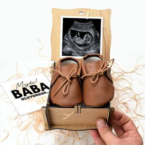 - Baba Oluyorsun Müjdesi Makosen Ayakkabı