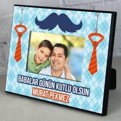 - Babalar Günü HDF Fotoğraf Çerçevesi