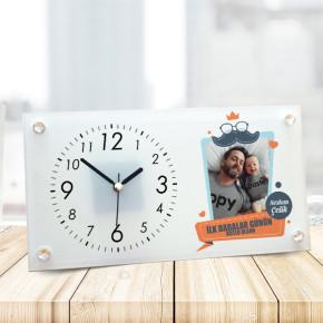 - Babalar Günün Kutlu Olsun Masa Saati