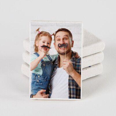 - Babalara Özel Buzdolabı Magneti
