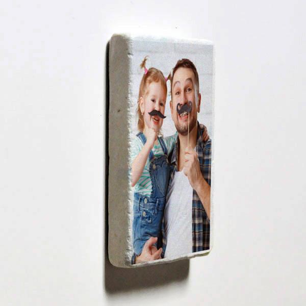 Babalara Özel Buzdolabı Magneti
