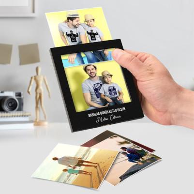 - Babalara Özel Polaroid Fotoğraf Albümü