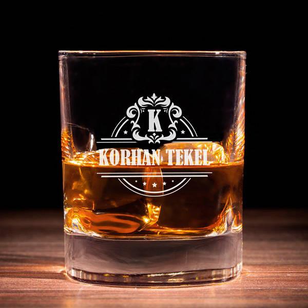 Babalara Özel Viski Bardağı